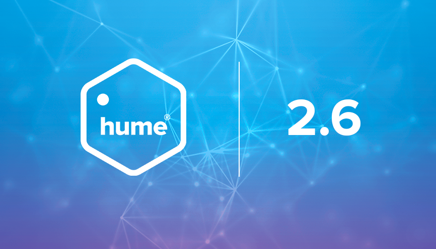 New in Hume 2.6: Perspectives, Labs 2.0 and much more