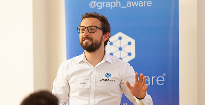 GraphAware at GraphConnect NYC 2018